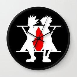 Hunter X Hunter Gon & Killua 1 Wall Clock