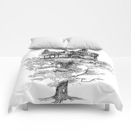 Hogar Sostenido/Supported Home Comforters