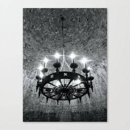 King of My Castle Canvas Print