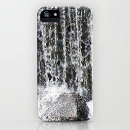 Waterfall II iPhone Case