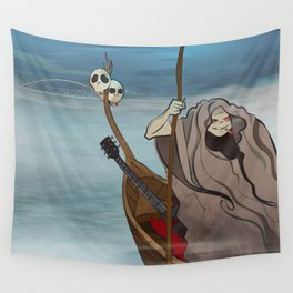 Charon Shreds Wall Tapestry