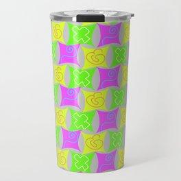 Pattern You Travel Mug