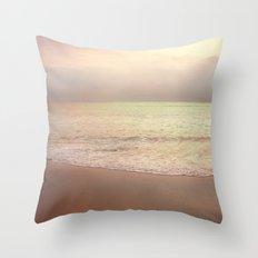 Half (1/2) a dream Throw Pillow