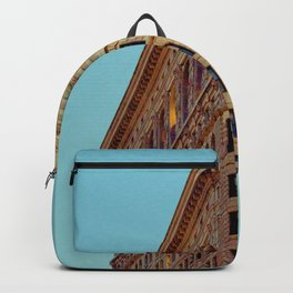 Flat Iron Building NYC (Color) Backpack