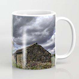 Green Stones Countryside Farm House Coffee Mug