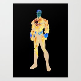 H A V O K Art Print