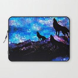 Wolf Trio Laptop Sleeve