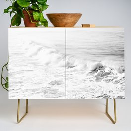 Pacific Ocean from Manhattan Beach Credenza
