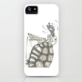 Chompa Kokopelli iPhone Case