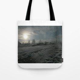 Incredibly Icy Tote Bag