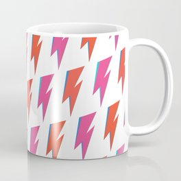 David Bowie Flash Coffee Mug