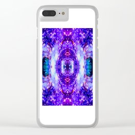 Stargate of Transformation Clear iPhone Case