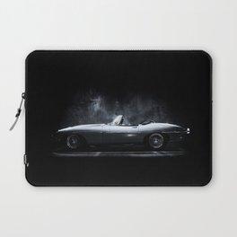 Jaguar E-Type XKE Profile Laptop Sleeve