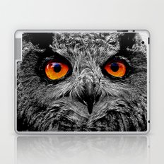 YOU'RE THE ORANGE OF MY EYES Laptop & iPad Skin