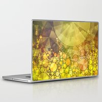 sunshine Laptop & iPad Skins featuring Sunshine by V. Sanderson / Chickens in the Trees