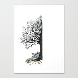 Thoracic Canvas Print