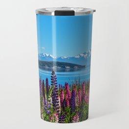Tekapo Lake - New Zealand Travel Mug