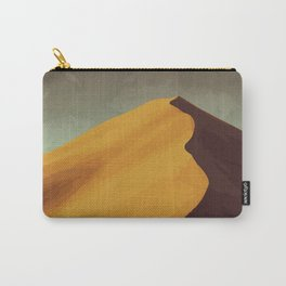 Athabasca Sand Dunes Poster Carry-All Pouch
