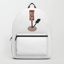 Vintage Vending Machine Backpack