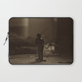 Old Time Solider Laptop Sleeve