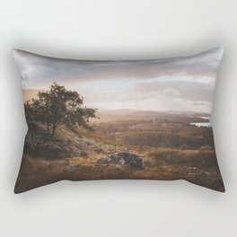 Wester Ross - Landscape and Nature Photography Rectangular Pillow
