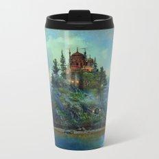 Journey's End Metal Travel Mug