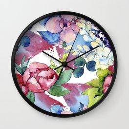 FLOWRS DAYS Wall Clock