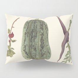 Vegetable plate Pillow Sham