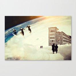 Winterland-wonderland Canvas Print