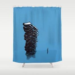 Master & Slave Shower Curtain