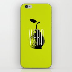 Verd iPhone & iPod Skin