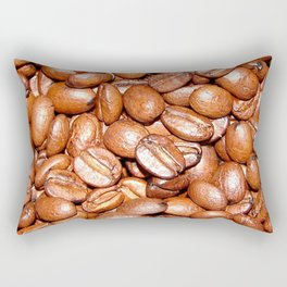 coffee binge Rectangular Pillow