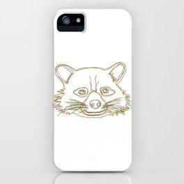 ʀᴏᴄᴋᴇᴛ ʀᴀᴄᴄᴏᴏɴ 3D Style iPhone Case