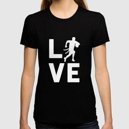 FLAG FOOTBALL LOVE - Graphic Shirt T-shirt