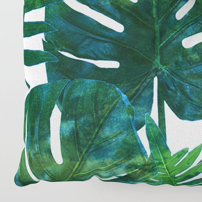 Perceptive Dream    #society6 #tropical #buyart Floor Pillow