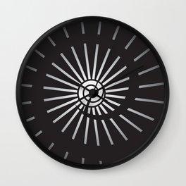 Sunshine VI Wall Clock