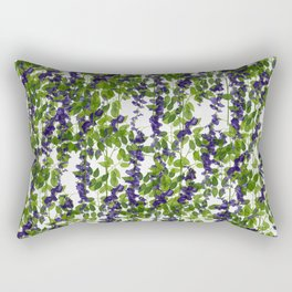 Italian terrace Rectangular Pillow