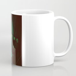 Valley Laneway in Lights  Coffee Mug