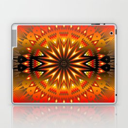 Fire Spirit Laptop & iPad Skin