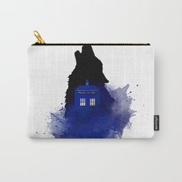 Dr.Who, Art, Design, Dr. Who Art, BadWolf, Bad Wolf Carry-All Pouch