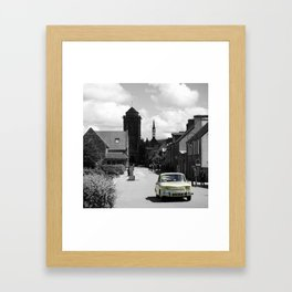 Locronan 4b Framed Art Print