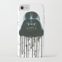 darth vader iPhone & iPod Cases featuring Darth Vader by McCoy