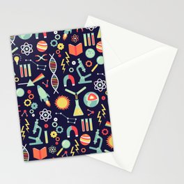 Science Studies Stationery Cards