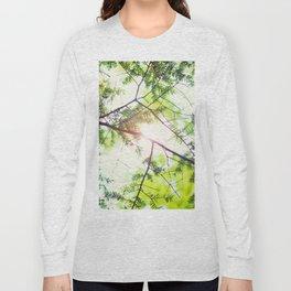 Pine Tree Long Sleeve T-shirt