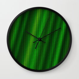 WithFaithHopeLove Wall Clock