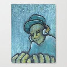 composer Canvas Print