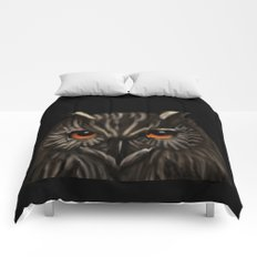 The Owl Comforters