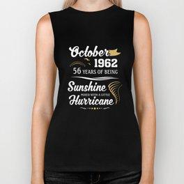 October 1962 Sunshine mixed Hurricane Biker Tank