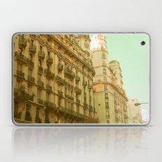 We Both Go Down (Retro and Vintage Urban, architecture photography) Laptop & iPad Skin