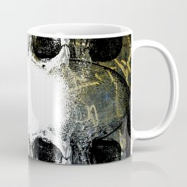 Skull Graffiti 1.0 Coffee Mug